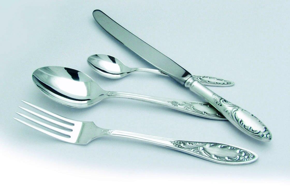 Как чистить мельхиоровые ложки, вилки и посуду в домашних условиях