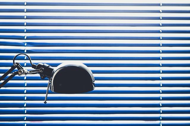 Как снять и помыть жалюзи