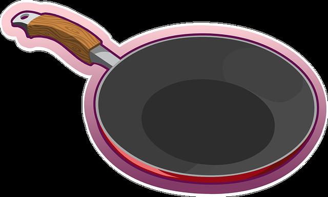Как почистить сковороду с антипригарным покрытием от нагара