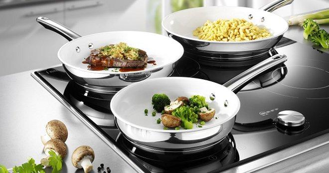 Как почистить алюминиевую сковороду, чем очистить алюминиевую сковороду от нагара