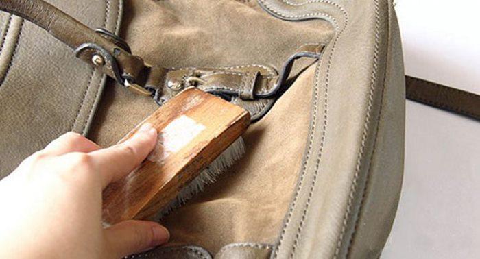 Сумка из замши: чистка замшевой сумки в домашних условиях