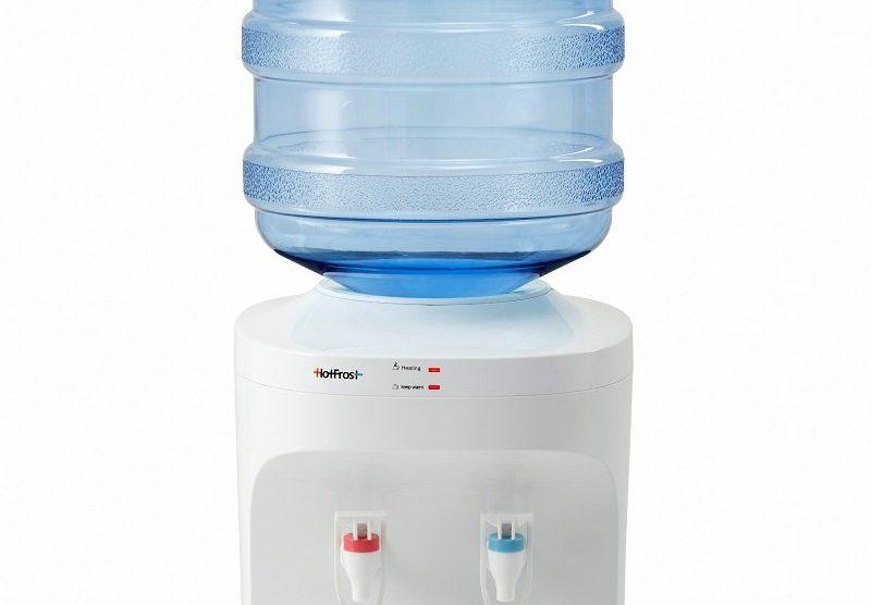 Как помыть кулер для воды в домашних условиях
