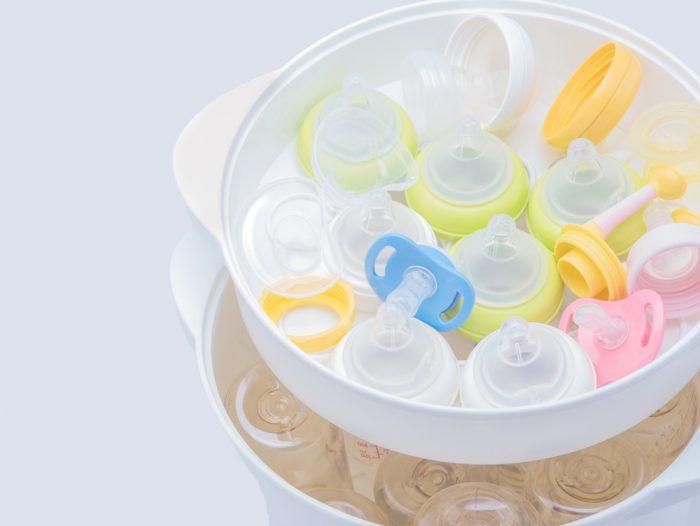 Детские бутылочки: как стерилизовать, мыть, дезинфицировать